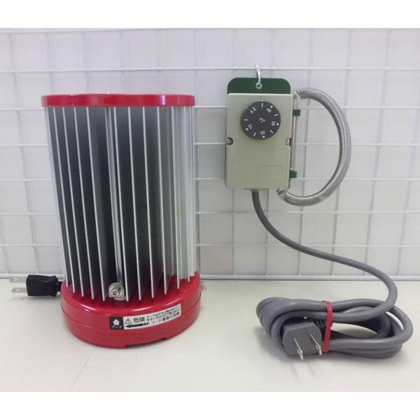 パネルヒーター250W・グリーンサーモZY-6A付き(温室用ヒーター)