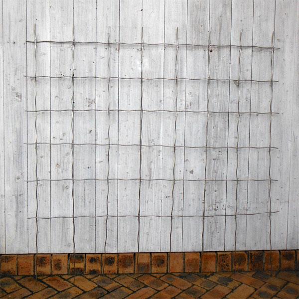 スパイラルスティック150のフェンスセット 幅150cm×高さ150cm(差込部