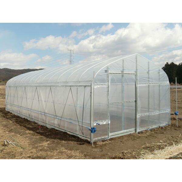 野外温室:ヒロガーデン10 10坪タイプ