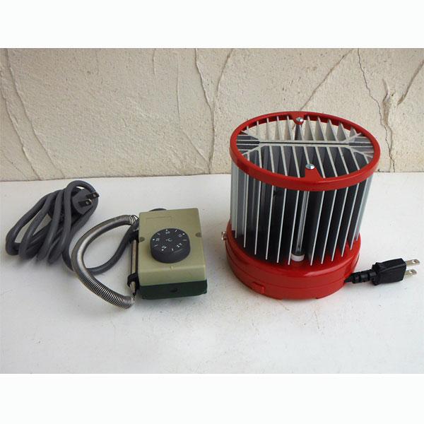 パネルヒーター150W・グリーンサーモZY-6A付き(温室用)