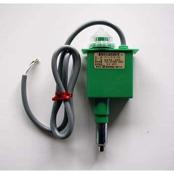 グリーンサーモ15F(加温専用サーモスタット農電研式)