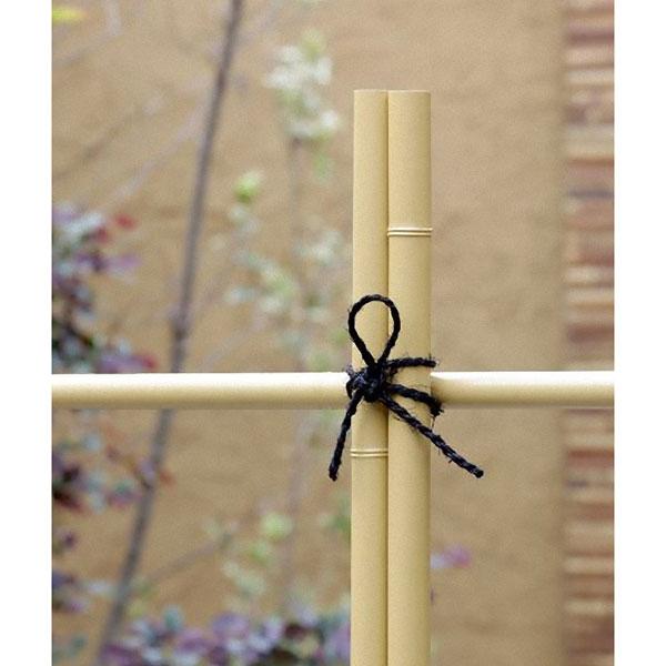 エコ竹 直径3.8cm 長さ183cm 10本セット