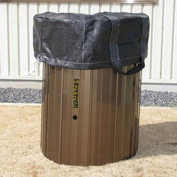堆肥処理器アルタイヒ70(320リットル)