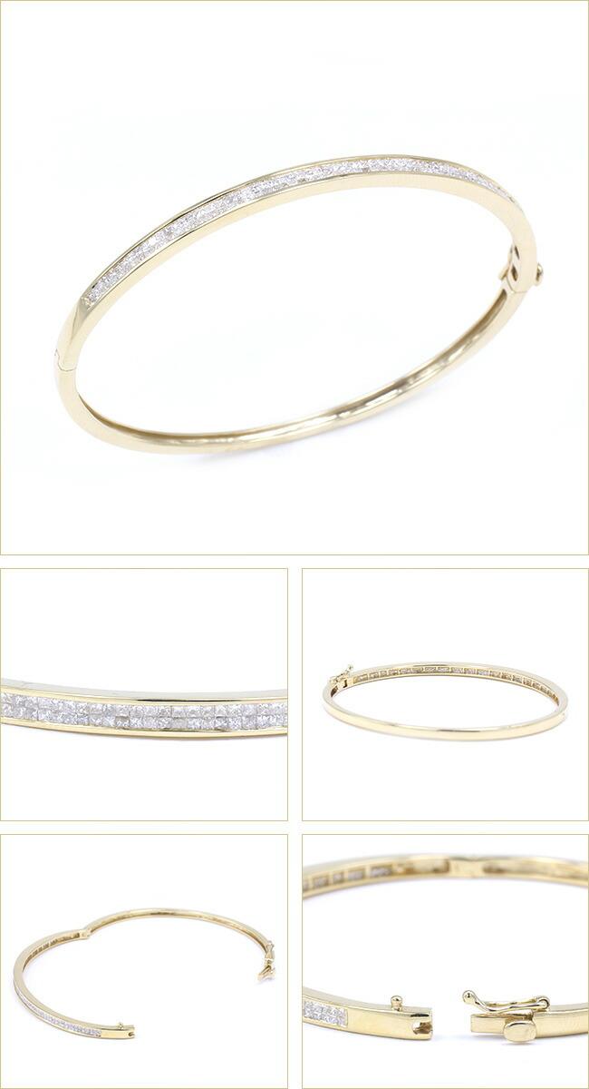 ダイヤモンド バングル -銀座のジュエリーショップ ENJUE-