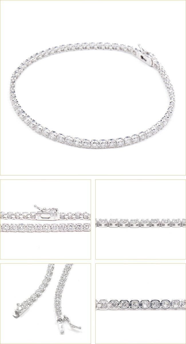 ブレスレット ダイヤモンド