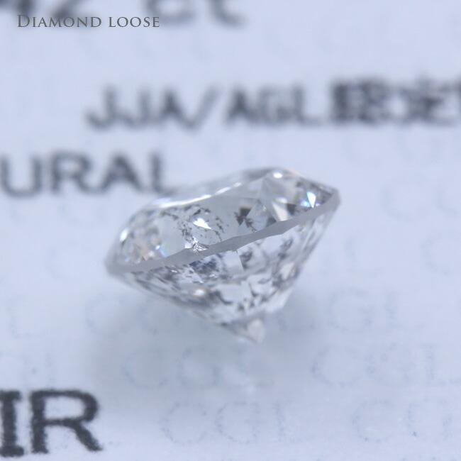 ダイヤモンドルース Gカラー 1.142カラット 1.142ct FAIR I-1 ダイヤモンド ダイヤ 鑑定書 中央宝石研究所 -銀座のジュエリーショップ ENJUE-