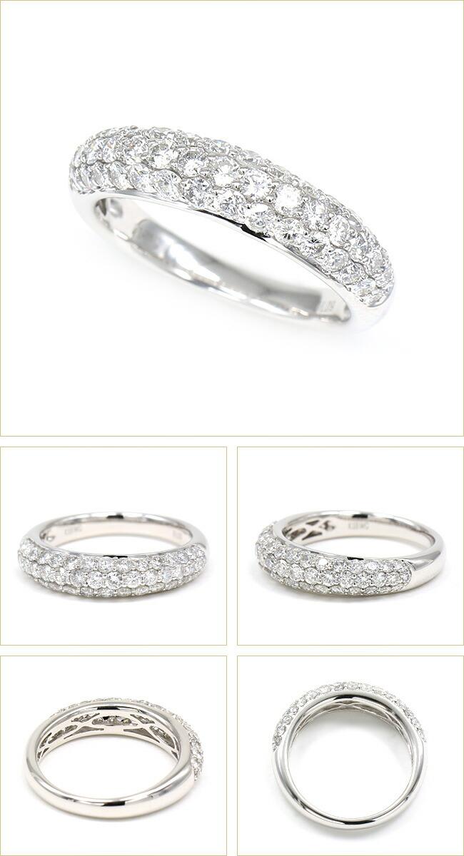 ダイヤモンドリング・ダイヤモンド・パヴェリング -銀座のジュエリーショップ ENJUE-