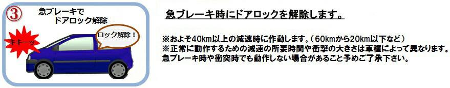 ホンダ N-BOX N-BOXSLASH N-WGN N-ONE N-VAN ホンダセンシング Honda SENSING 搭載車対応 JF3等 専用 切り替え機能付き 車速ドアロックキット ハザードランプシステム_5