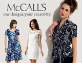McCALL's PATTERNS 輸入型紙
