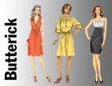 BUTTERICK PATTERNS 輸入型紙