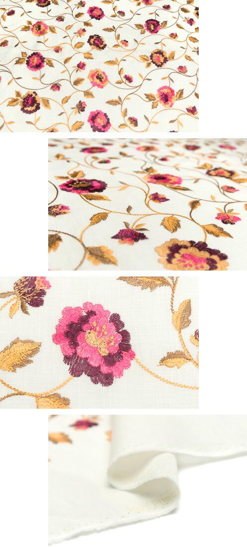 CARNET/カルネ 刺繍
