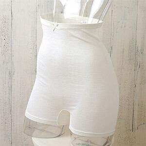 シルク100% 腹巻パンツ サニタリー兼用 日本製