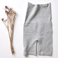 肌側シルク 冷え取り 腹巻パンツ ホールガーメント 日本製