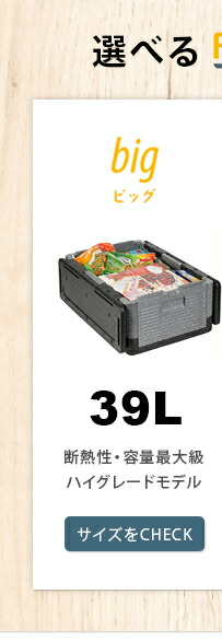フリップボックス39L