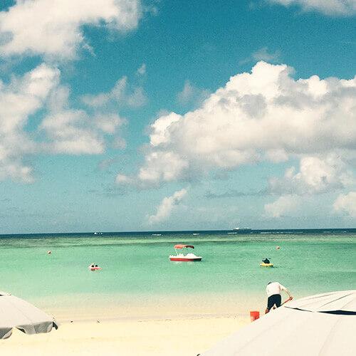 海水浴・潮干狩りは紫外線対策を。ビーチテントがおすすめ