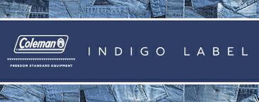 コールマン indigo label