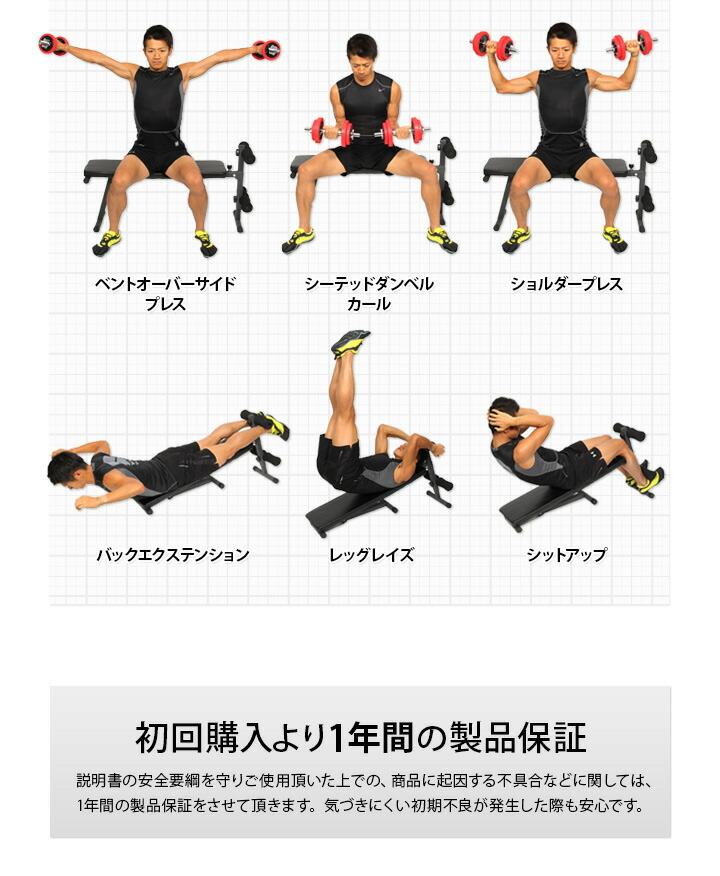 トレーニングバリエーション2