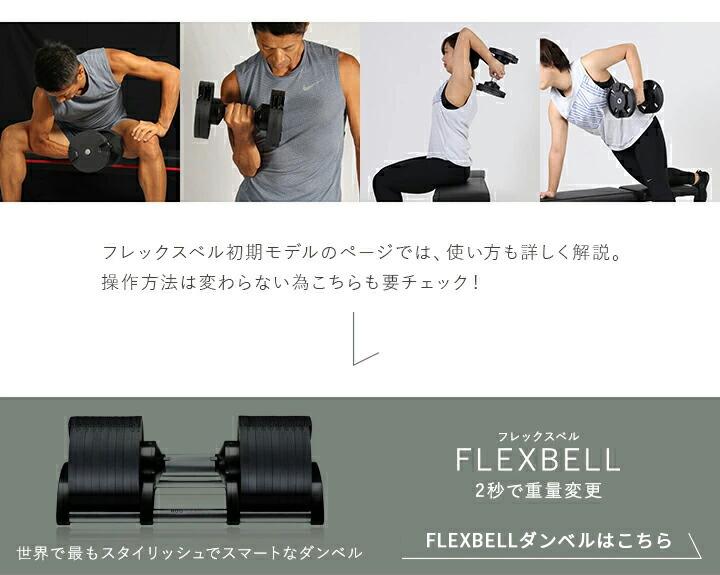 フレックスベル 初期モデル
