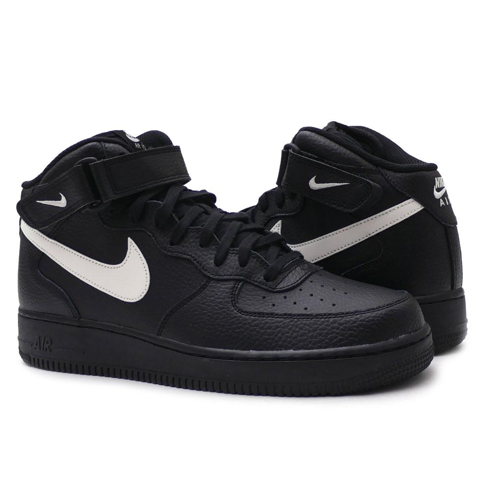 31a1c98a7ea18 essense  NIKE (Nike) AIR FORCE 1 MID  07 (air force 1) BLACK SAIL ...
