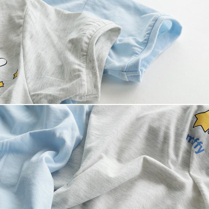 ミッフィー半袖パジャマ
