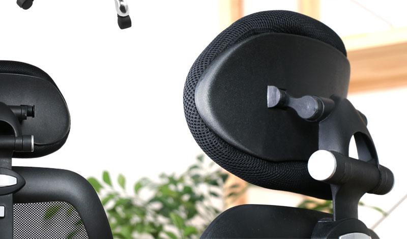 スタイリッシュなデザインだからどんな場所でも際立つおしゃれなハイバッグメッシュチェア