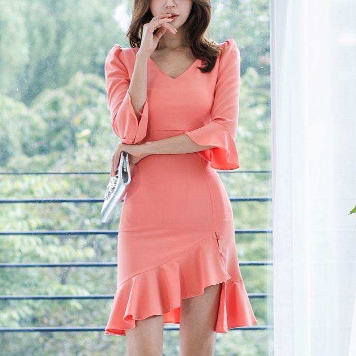 HDE HDE-T370 NEW15 Womens High Waisted Foldover Waist Maxi Skirt
