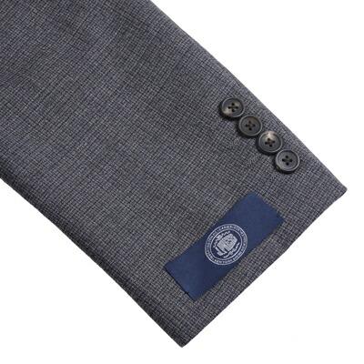 J.プレス メンズ 秋冬スーツ の袖口