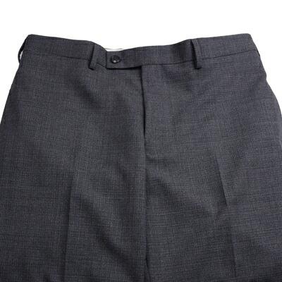 J.プレス メンズ 秋冬スーツのスラックス フロント