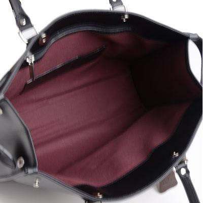 タステング キンボルトントートバッグのインサイド