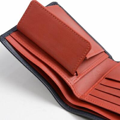 ホワイトハウスコックス S7532 二つ折り財布ダービーコレクションのコインケース