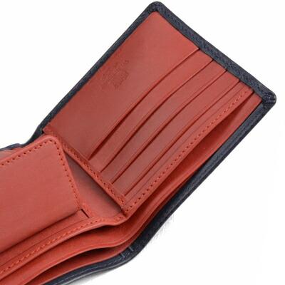ホワイトハウスコックス S7532 二つ折り財布ダービーコレクションのカードケース