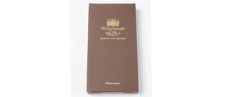 ホワイトハウスコックス s2622 ラウンドジップウオレット 贈り物専用ケース