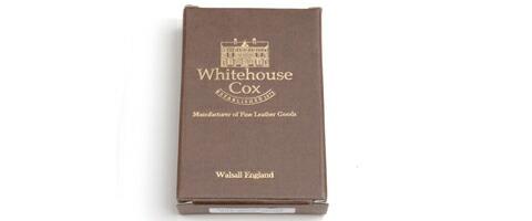 ホワイトハウスコックス S1941 名刺入れの贈物