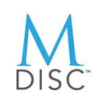 大切な記録も長期間保存する「M-DISC」に対応