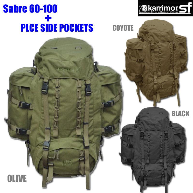 Karrimor SF sabre60-100