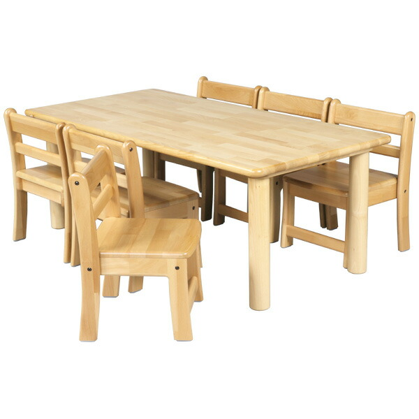 Oak Petite Kitchen Table and Chairs Dollhouse Furniture