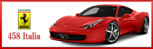 Ferrari 458Italia