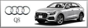 Audi(アウディ)Q8