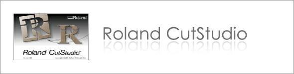 Roland CutStudio