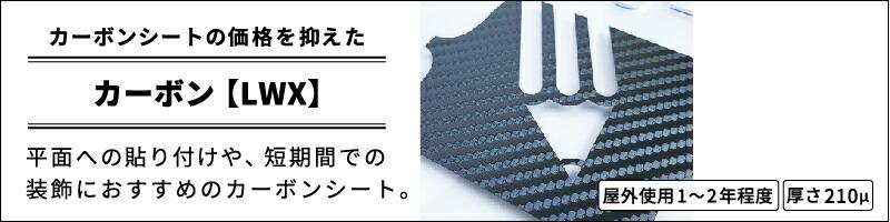 カーボン【LWX】