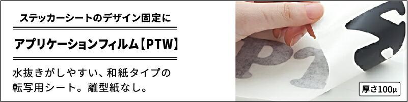 和紙タイプ【PTW】