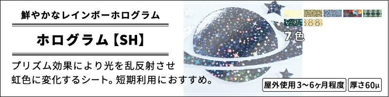 ホログラム【SH】