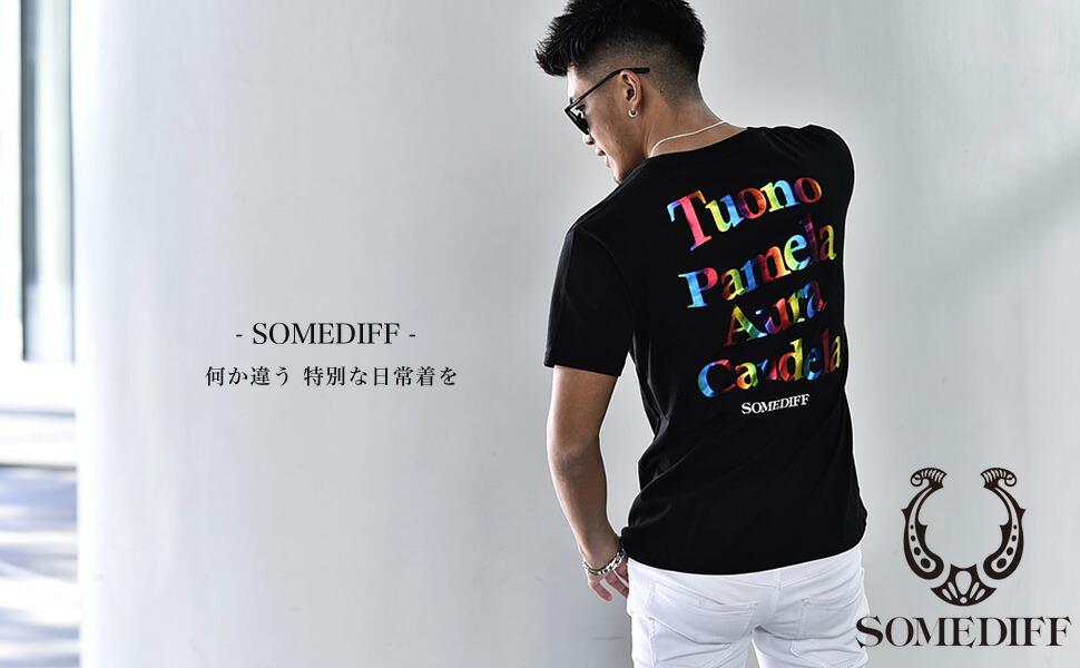 サムディフTシャツ