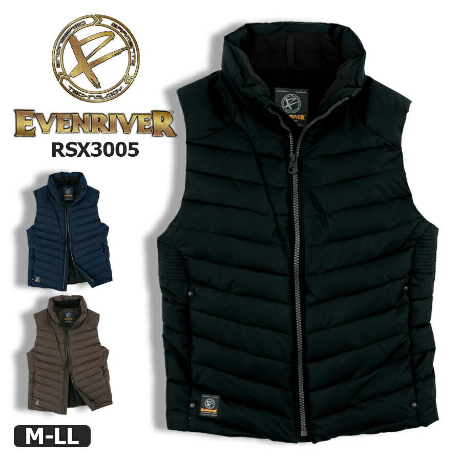 EVENRIVER 作業服 RSX3005