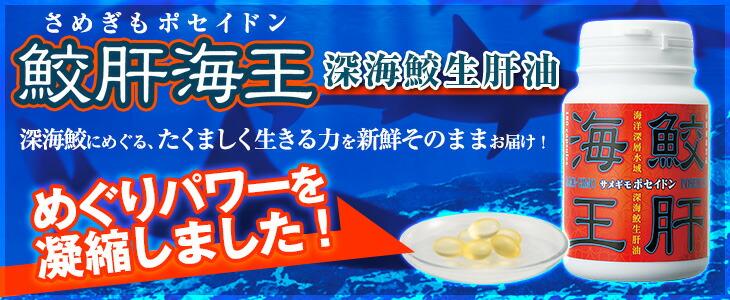 鮫肝海王ポセイドンTOP