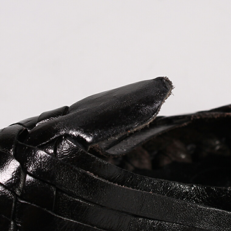 HUARACHE (ワラチ)  PACHUCO CLASICO - BLACK