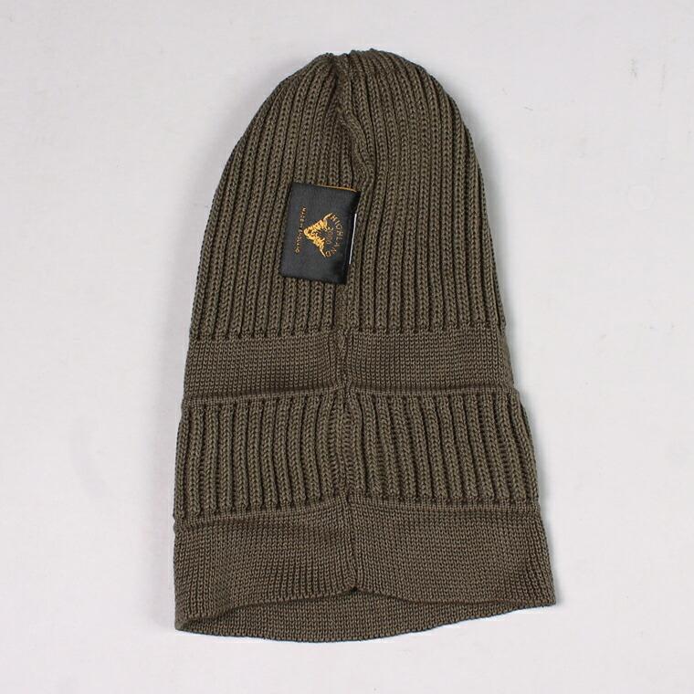 HIGHLAND 2000 (ハイランド2000)  7G 2×1 FC BOB CAP COTTON - CAMOUFLAGE