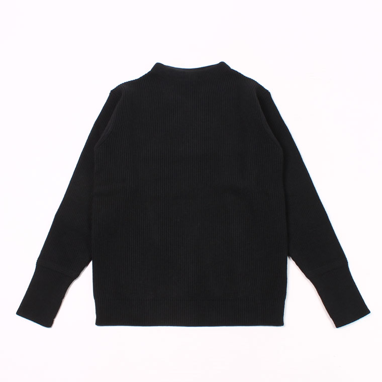 ANDERSEN ANDERSEN (アンデルセン アンデルセン)  SAILOR CREW NECK 7GG - BLACK