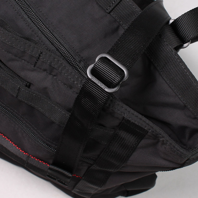 BRIEFING (ブリーフィング)  SHOT BUCKET MW - BLACK