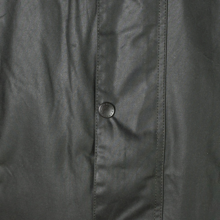 BARBOUR (バブァー)  BORDER WAX JACKET - SAGE
